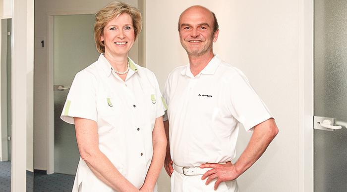 Gabriele Hennecke und Dr. Carlo Hennecke